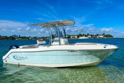 Alquiler Lancha 22' Robalo (2020) *Downtown Miami, Jungle Island) . Miami
