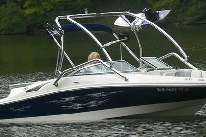 Charter Motorboat Sea Ray 195 Sport Kelowna