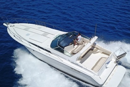 Miete Motorboot Sea Ray 450 Sundancer Rhodos