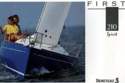 Hire Sailboat Beneteau First 210 Torri del Benaco