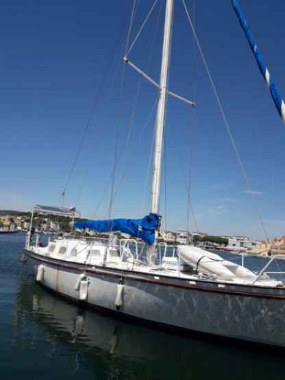 Rental Sailboat Stratimer Endurance 44 Gruissan
