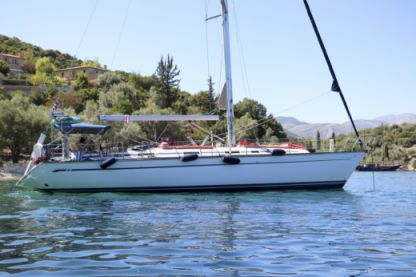 Rental Sailboat Bavaria 47 Lefkada