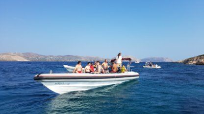 Rental RIB Fost Matrix Glyfada