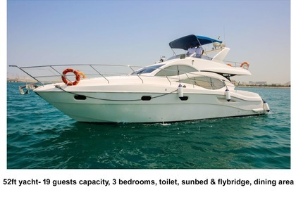 Hire Motorboat Majesty 52 Dubai