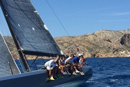 Rental Sailboat Composite Works Frers 44 Day Sail Xàbia
