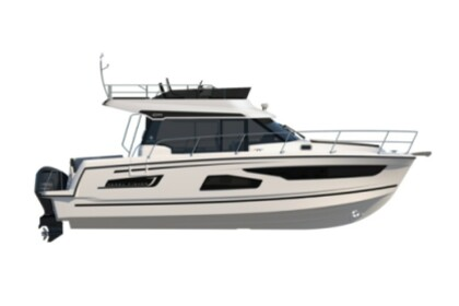 Rental Motorboat Jeanneau  Merry Fisher 1095 FLY Trogir