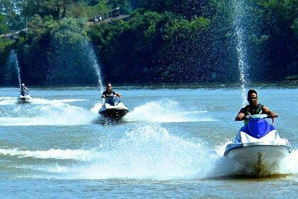 Location Jet-ski Yamaha Vx110 Bordeaux