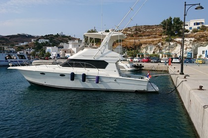 Charter Motorboat Silverton 42C Athens