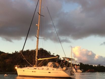 Rental Sailboat Beneteau B411 Grenada