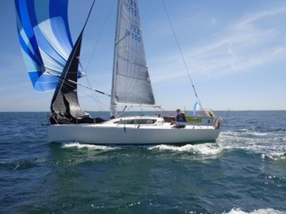 Rental Sailboat Jpk Jpk 960 Le Havre
