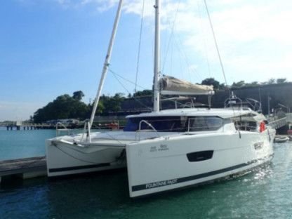 Location Catamaran Fountaine Pajot Lucia 40 Province de Phuket