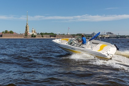 Rental Motorboat Rinker 212 Saint Petersburg