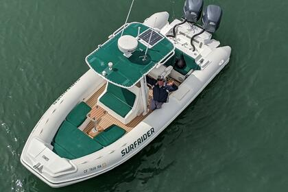 Rental RIB Nautica Widebody Newport Beach