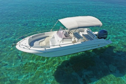 Hire Motorboat Atlantic Marine 670 Pag