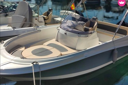 Charter Motorboat REMUS 620 Palamós
