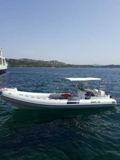 Location Semi-rigide Sacs Marine 7,50 La Maddalena