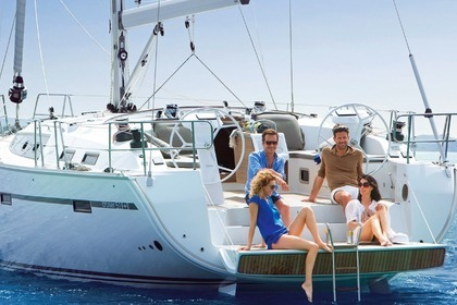 Rental Sailboat BAVARIA 51 CRUISER Athens