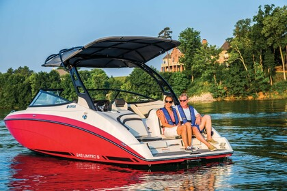 Rental Motorboat Yamaha 242 Limited S North Miami Beach