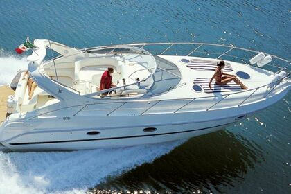Rental Motorboat Cranchi Zaffiro 34 Can Picafort