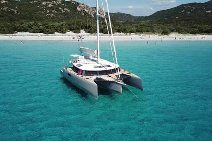 Hire Catamaran Neel Trimarans 51 Road Town