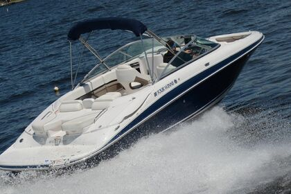 Hire Motorboat Four Winns 240 Horizon Kyiv