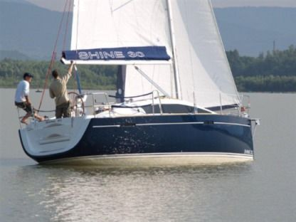 Rental Sailboat Shine 30 Gizycko
