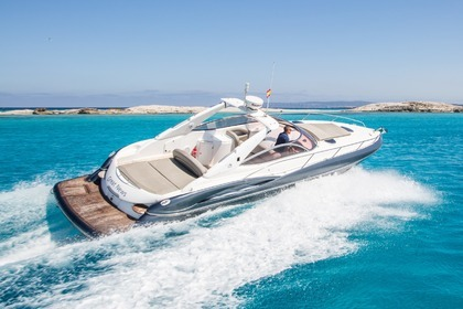 Аренда Моторная яхта SUNSEEKER 40 SUPERHAWK Ивиса