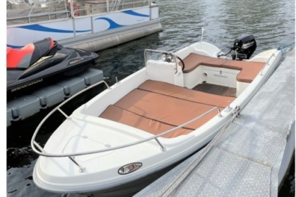 Miete Motorboot Safter Marine 480 King of Boats Frankfurt