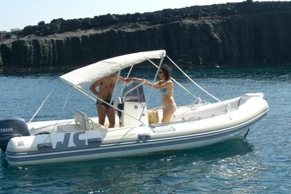 Location Semi-rigide JOKER BOAT CLUBMAN 19 Pantelleria