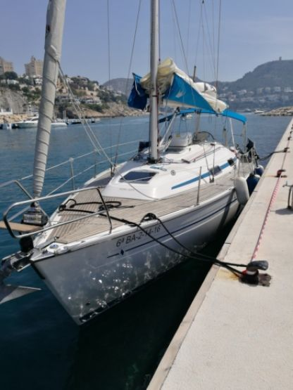 Charter Sailboat Bavaria 37 Altea