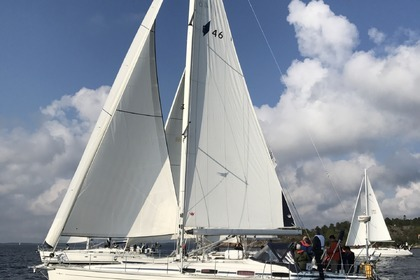 Charter Sailboat BAVARIA 47 Nacka