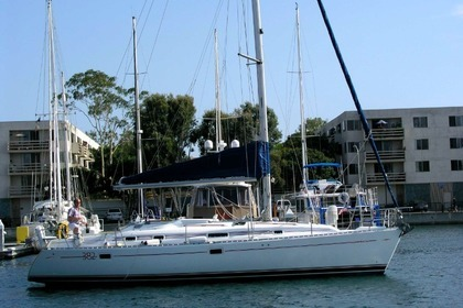 Hire Sailboat Beneteau 38 foot Beneteau Sailing Sloop Marina del Rey