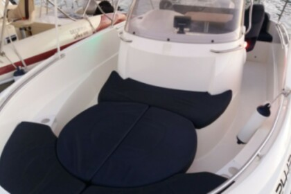 Charter Motorboat Sessa Marine Remus 620 Open Fornells, Minorca