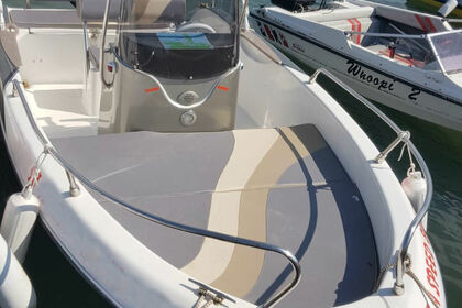 Hire Motorboat FISHER 17 Medulin