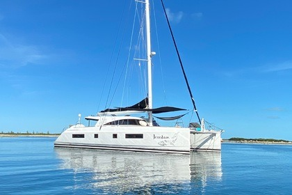 Rental Catamaran Nautitech 542 Antigua and Barbuda