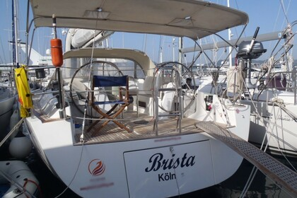 Rental Sailboat HANSE 470 E Marmaris