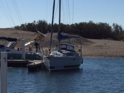 Charter Sailboat Kirie - Feeling 326 Sainte-Marie