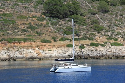 Location Catamaran JEANTOT MARINE Privilège 12 Nosy Be
