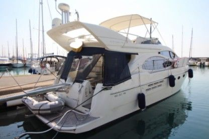 Rental Motorboat Azimut Azimut 46 Fly Cannes