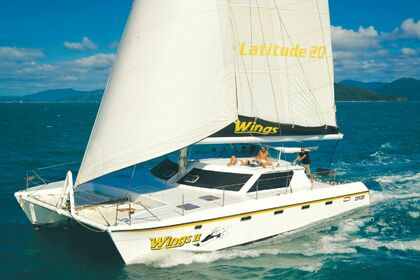 Charter Catamaran Custom Built 52 Whitsunday Islands