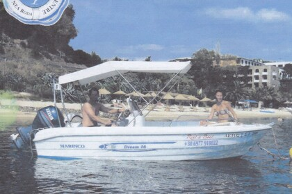 Hire Motorboat Marinco Dream 46 Chalkidiki