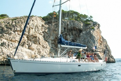 Rental Sailboat Dufour Prestige 48 Syvota