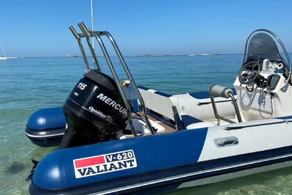 Location Semi-rigide Valiant V 620 Concarneau
