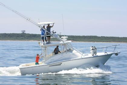 Hire Motorboat Sportfisherman 32ft Montauk