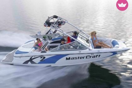 Rental Motorboat MASTERCRAFT X2 Page