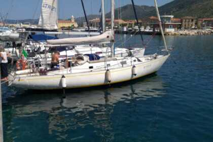 Charter Sailboat Alpa 11,50 Acciaroli