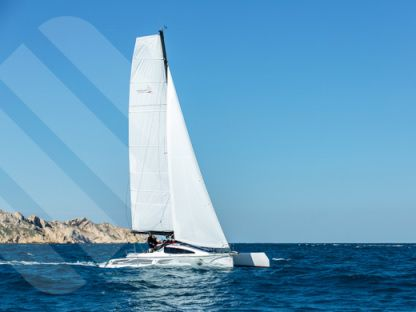 Location Catamaran Tricat 30 Marseille
