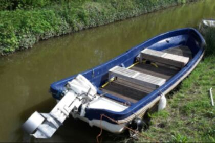 Rental Motorboat Unknown Sloep Delft