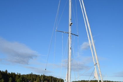 Charter Sailboat Fantasi 44 Pilothouse Norrtälje