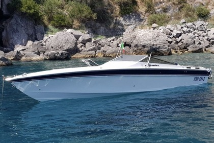 Charter Motorboat Cigala & Bertinetti Shaft 34 Salerno